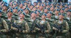 """أوكرانيا تستبدل الاستعراض العسكرى بموسيقى """"الراب"""""""