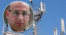 الدكتور خالد شريف عضو اللجنة التشريعية بوزارة الاتصالات