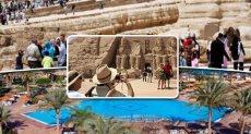 السياحة المصرية - أرشيفية