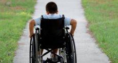 ذوى الإعاقة - أرشيفية