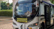 حافلة ذاتية القيادة