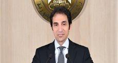 السفير بسام راضى، المتحدث الرسمى باسم رئاسة الجمهورية