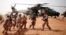 القوات الفرنسية