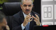 رئيس الوزراء الفلسطينى محمد اشتيه