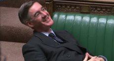 جاكوب ريس رئيس مجلس العموم البريطاني