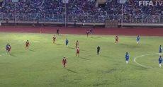 مباراة ليبيريا وسيراليون