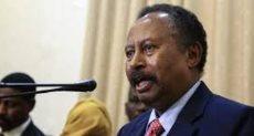 رئيس الوزراء السودانى عبدالله حمدوك