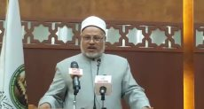 الدكتور إبراهيم الهدهد المستشار العلمى للمنظمة العالمية لخريجى الأزهر