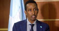 وزير خارجية الصومال