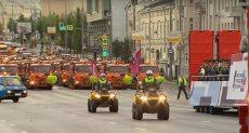أسطول سيارات بلدية موسكو