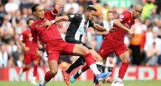 ليفربول ضد نيوكاسل يونايتد
