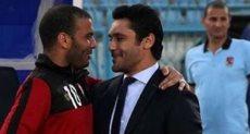 أحمد حسن وعماد متعب