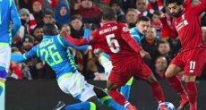 نابولي ضد ليفربول