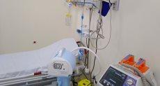 غرف المرضى مجهزة على أعلى مستوى