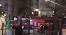 حافلات للجالية المصرية