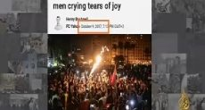 القناة تعترف بفبركة الإخوان لفيديوهات المظاهرات