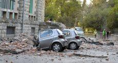 زلزال  ألبانيا