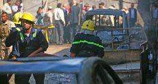 انفجارات فى كربلاء-صورة ارشيفية