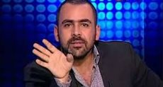 الإعلامى يوسف الحسينى