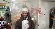 دمية بن لادن