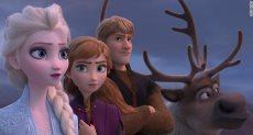 فيلم الأنيمشن Frozen