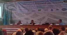 ورشة عمل بكلية الزراعة جامعة الإسكندرية