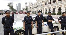 شرطة ماليزيا