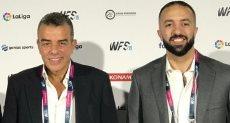 خالد مرتجي ومحمد سراج الدين