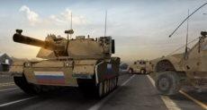 القاعدة العسكرية الروسية قرب دمشق