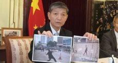 السفير الصيني فى القاهرة