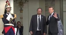رئيس وزراء السودان في فرنسا