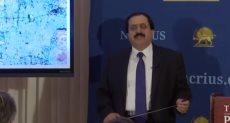 نائب مدير المجلس الوطني للمقاومة الإيرانية علي رضا جعفر زادة