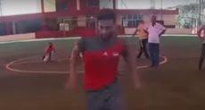 اللاعب السوري محمد إبراهيم