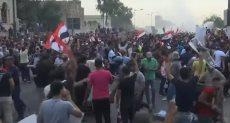 مظاهرات بغداد