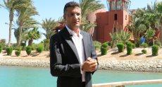 طارق كامل الرئيس التنفيذى لمدينة الجونة
