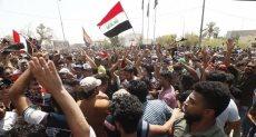 مظاهرات فى العراق