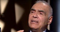 وزير الخارجية الأسبق محمد كامل عمرو
