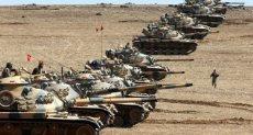 القوات التركية - أرشيفية