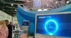 روساتوم تعرض نموذجا لمفاعلات الضبعة بتقنية 3D بمعرض الأسبوع الصناعى