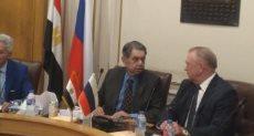 جانب من منتدى الأعمال المصري الروسى
