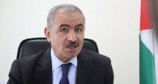 محمد أشتيه رئيس الوزراء الفلسطيني