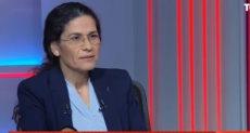 إلهام أحمد الرئيس التنفيذي لمجلس  سوريا الديمقراطية