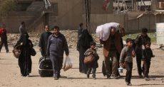 فرار مسلحى داعش وعائلاتهم من سجون ومخيمات سوريا