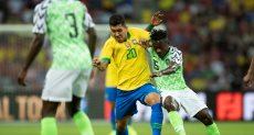 البرازيل ضد نيجيريا