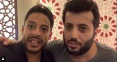 تركى آل الشيخ ومحمد حماقى