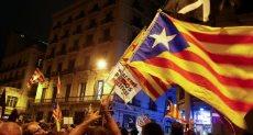 مظاهرات إقليم كتالونيا