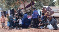 لاجئين سوريا