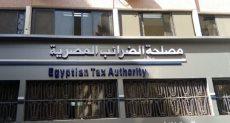 الدكتور مصطفي عبد القادر، رئيس مصلحة الضرائب الأسبق