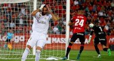 ريال مايوركا ضد ريال مدريد