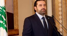 سعد الحريري رئيس الحكومة اللبنانية